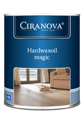 Hardwaxoil Magic-tvrdý voskový olej odstín wenge bal.1lt  (HWO-Magic-wenge)